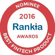 Rankia 2016 Awards Nominee