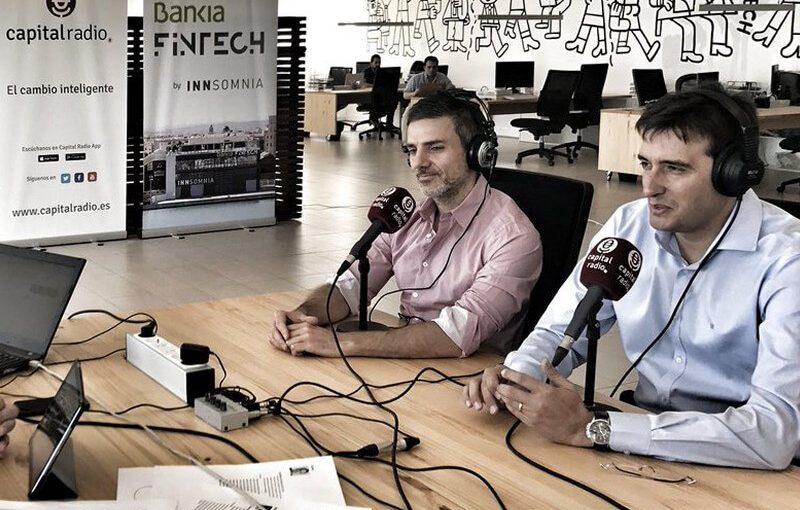 TheLogicValue en el día de la innovación de Bankia Fintech by Innsomnia