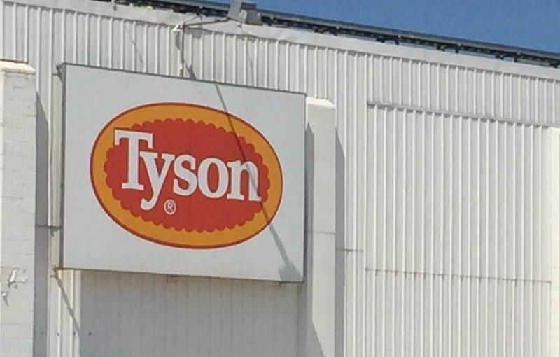 Tyson Foods experimenta una brusca caída en bolsa