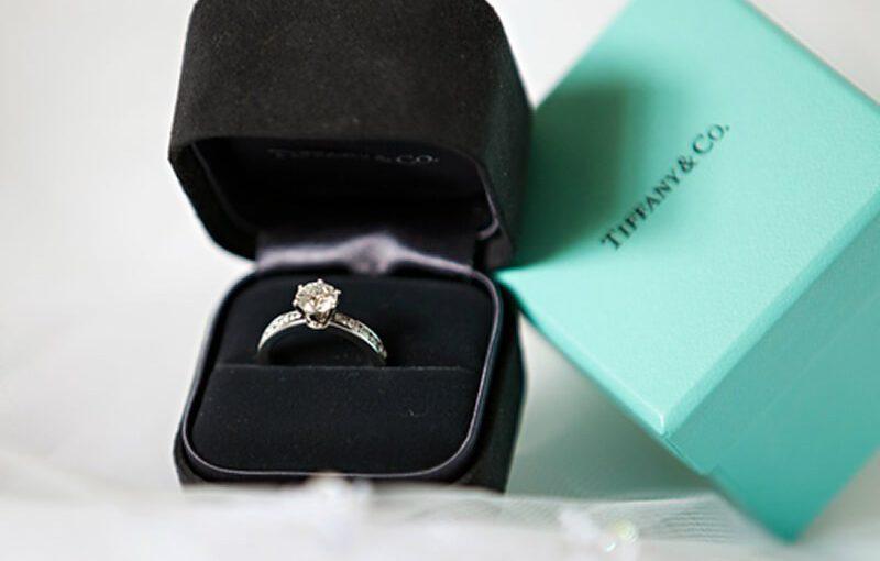 El target de Tiffany, por debajo de su precio de cotización