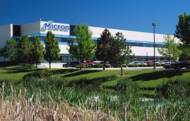 El mercado apuesta por Micron
