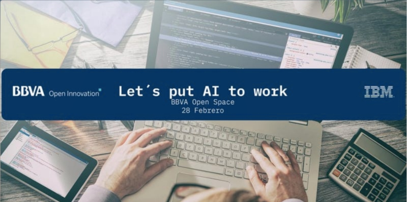 TheLogicValue participará en el Meetup Let's put AI to work sobre Inteligencia Artificial